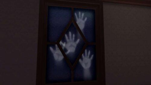 House of Tellers 謎の手