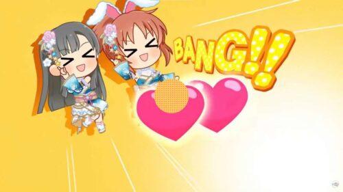 小早川紗枝・安部菜々「Bang!!」